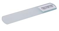 Пилочка для ног стеклянная прозрачная