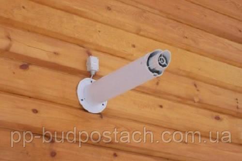 Как сделать дымоход для газового котла в доме своими руками