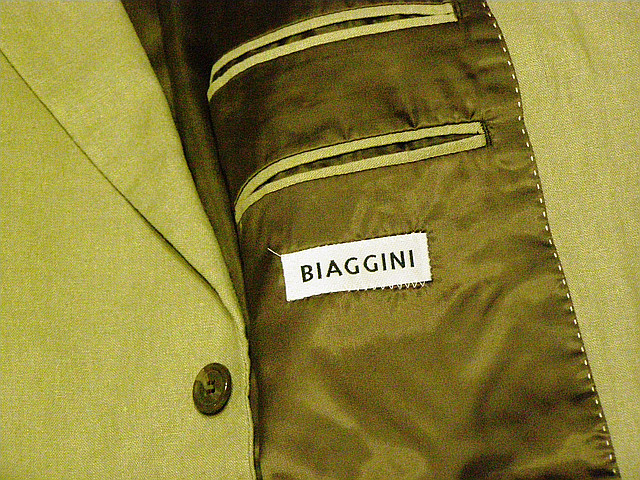 Пиджак котоновый BIAGGINI (50-52)