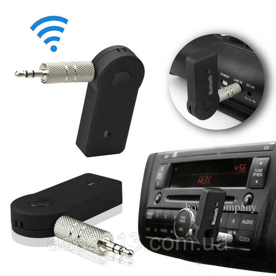 Bluetooth AUX приемник, блютуз гарнитура, громкая связь
