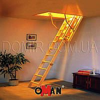 Чердачные лестницы OMAN