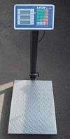 Товарные весы TCS-K2 Crystal до 300 кг (400мм*500мм) Складные, усиленная платформа и стойка.