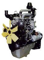 Двигатель МТЗ Д-243  (Со свечами накаливания)