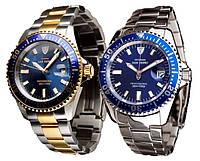 Механические наручные часы Detomaso San Remo - 4 цветовых варианта