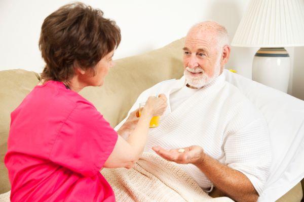 Средства ухода за тяжелобольными и лежачими людьми