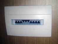 Установка электрощита(до30автоматов)