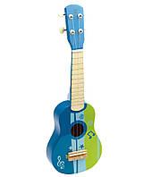 HAPE Гитара синяя  (Е0317), фото 1