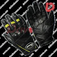Elemento 187 Free Ride Gloves Blk/Lim, L Мотоперчатки дорожные