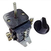 Переключатель ППКП-25, 25А, для электроплиты