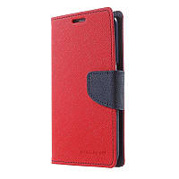 Чехол книга Book Cover Goospery Samsung J700 (J7) Red