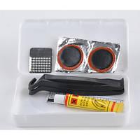 Ремкомплект велосипедный, набор для заклейки камер + бортировки, тип2
