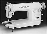 Одноигольная швейная машина с нижним транспортом Typical GC6850H
