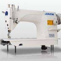 Одноигольная швейная машина челночного стежка с нижним транспортом  JACK JK-609
