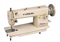 Одноигольная швейная машина с нижним транспортом Typical GC202