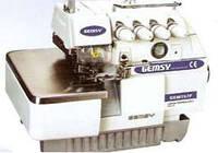 Пятиниточный оверлок для тяжелых материалов Gemsy GEM 757F Оверлок