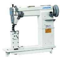 Двухигольная колонковая швейная машина Jack JK-68820