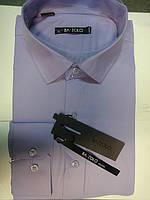 """Рубашка мужская """"BAZZOLO"""" приталенная"""