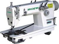 Двухигольная шгвейная машина цепного стежка Zoje ZJ-3800