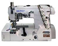 Распошивальная машина с плоской платформой Gemsy GEM 1500B