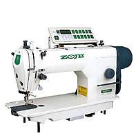 Одноигольная автоматическая швейная машина челночного стежка ZOJE ZJ 9701R-D3/PF