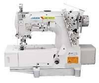 Трехигольная распошивальная машина (интерлок) JACK 8569ZDI-356
