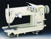 Двухигольная двухниточная швейная машина  цепного стежка Typical GК0056-3