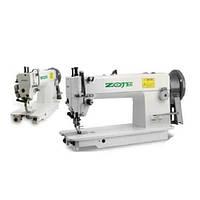 Швейная машина с двойным транспортером для тяжелых тканей ZOJE ZJ 0303 D2B