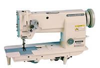 Одноигольная швейная машина с тройным транспортом Typical GC20606-1