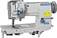 Двухигольная беспосадочная швейная машина для тяжёлых материалов Ankai AK-82440-2