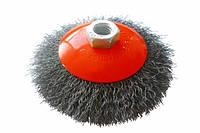 Щетка Werk конусная гофрированная 100 мм (WE107500)