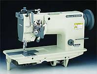 Двухигольная швейная машина с двойным транспортом Typical GC6240M