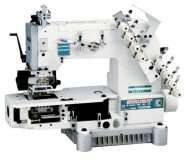 Четырехигольная швейная машина цепного стежка Siruba VC008-04085P/VCE/RL