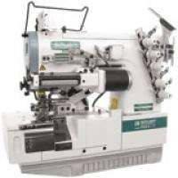 Плоскошовная распошивальная машина  Siruba F007K(J)-W522-240/FFC/FR