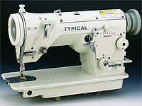 Одноигольная швейная машина зигзагообразной строчки Typical GT656