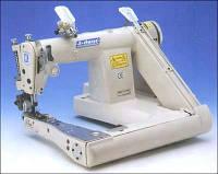 Двухигольная швейная машина с П-образной платформой K-Chance MS-2190-SP