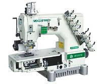 Шестиигольная швейная машина для лампасов ZOJE  ZJ 1414-100-103-601-612-06064