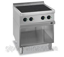 Напольная индукционная плита без духовки Apach APRI-77P с четырьмя конфорками