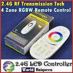 Беспроводной RGB контроллер 2.4G + Wi-Fi