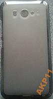 Силиконовый матовый серый чехол для Xiaomi M2 Mi2
