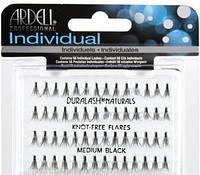 Пучковые ресницы  Ardell medium. США