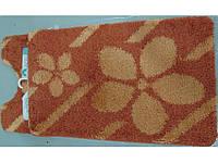 Набор ковриков для ванной Benign 60*100+60*50 см, Arya (Турция) 1350101