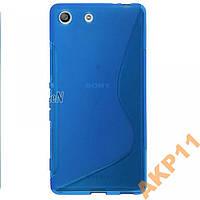 Силиконовый S-line чехол для Sony Xperia M5 E5603