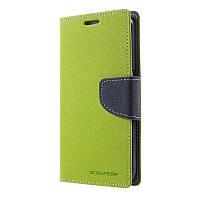 Чехол книга Book Cover Goospery Samsung J120 (J1-2016) Green