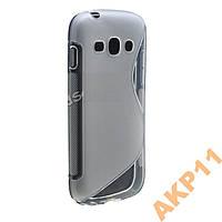 Силиконовый чехол Samsung Galaxy Ace 3 Duos S7272