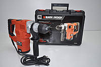 Перфоратор black&decker bphr323k 1250Вт