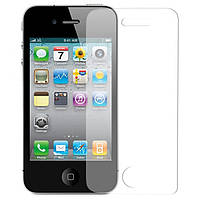 Матовая пленка для Iphone 4 4s, комплект 3шт