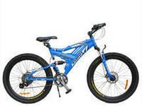 Велосипед AZIMUT  VISION A-FD+