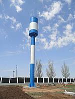 Водонапорная башня Рожновского ВБР-15,25,50,100,160 куб