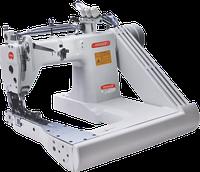 2-игольная машина с П-образной платформой для легких тканей Bruce BRC 9270-12-2PS