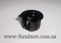 Стяжка Rafix Hafele черная,с болтом 16 мм